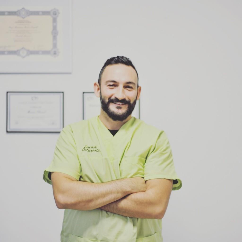 Dott. Daniele Mancini osteopata