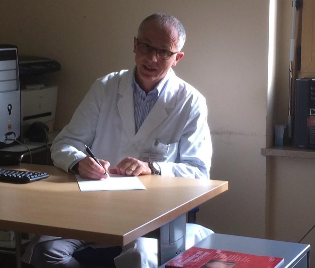 Dott. Aldo Cuccia dermatologo ad Arezzo