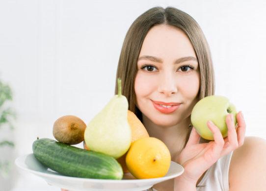 Alimentazione ed invecchiamento della pelle
