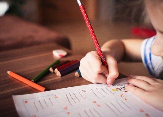 Coordinazione occhio-mano nei bambini lo sviluppo