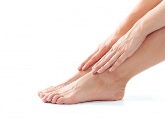 Cura dei piedi ai tempi del coronavirus