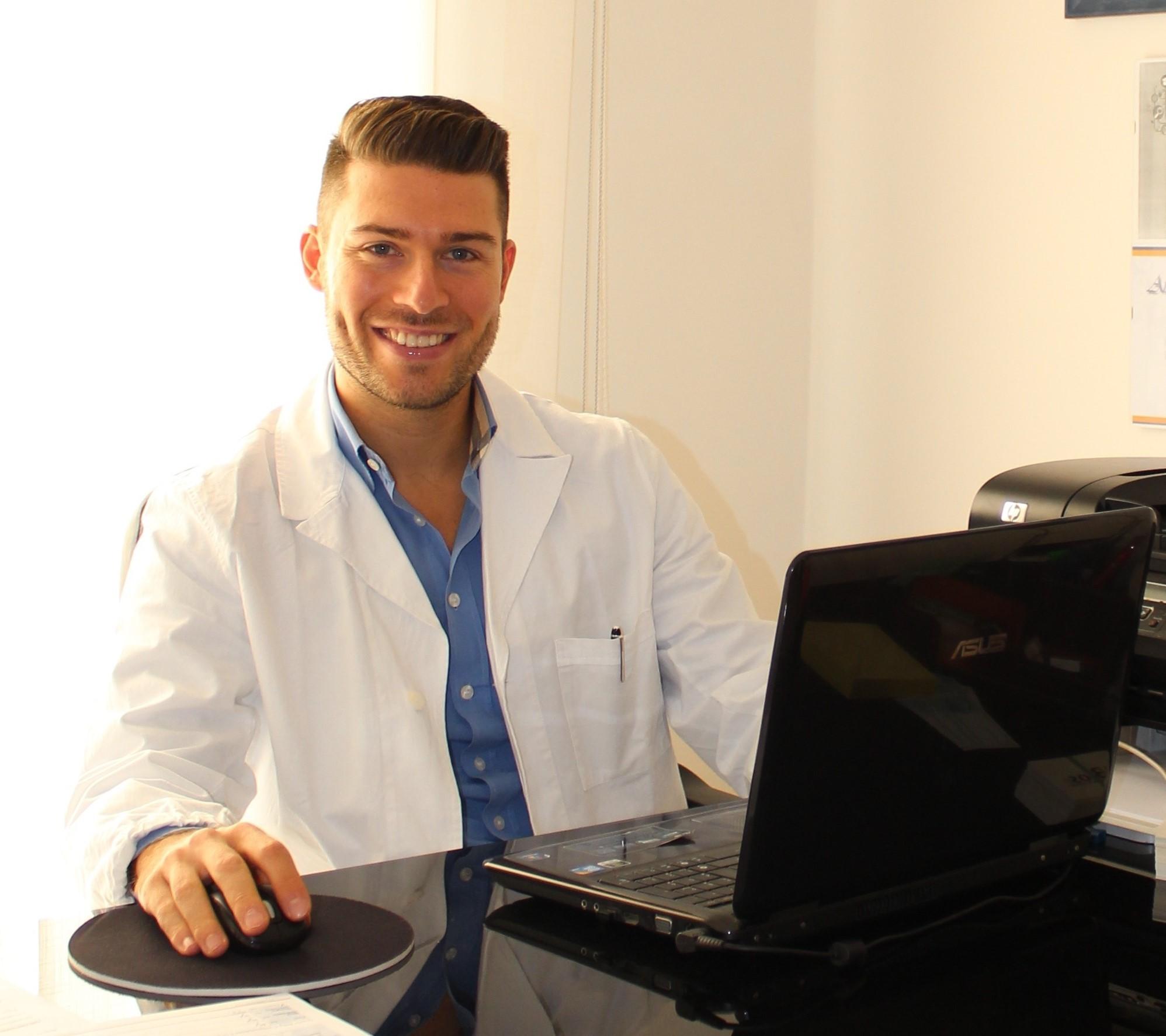 Dott. Daniele Basta biologo nutrizionista