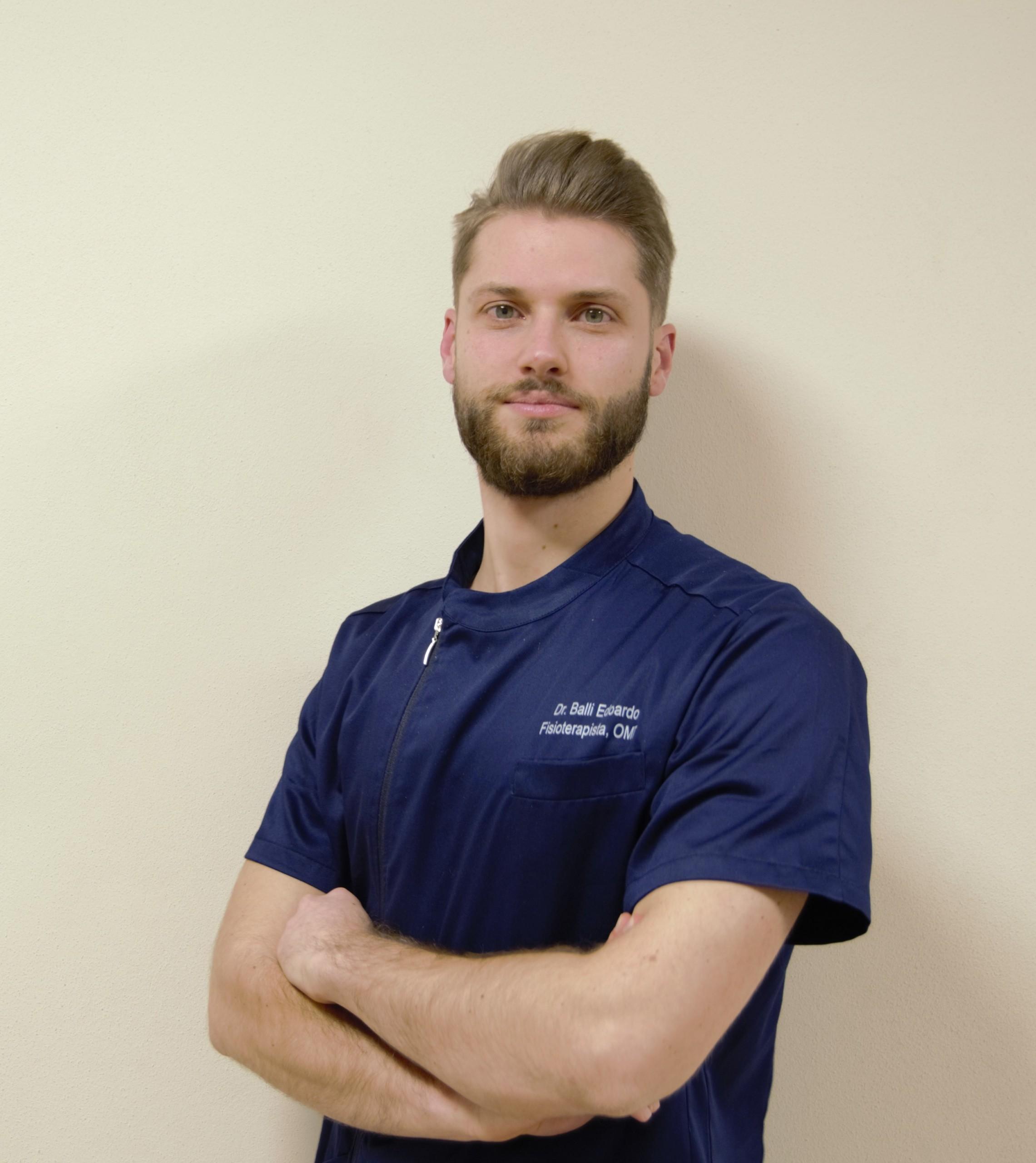 Edoardo Balli Fisioterapista Prato
