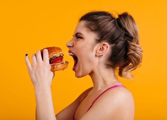 Fame compulsiva emotional eating