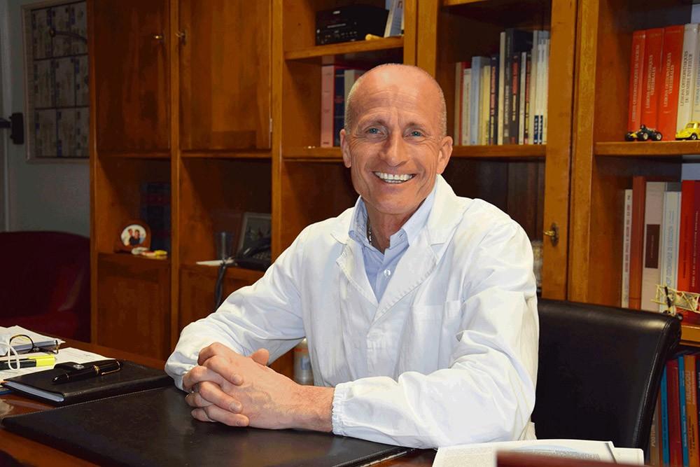 Francesco Speroni fisioterapista osteopata a Grandate