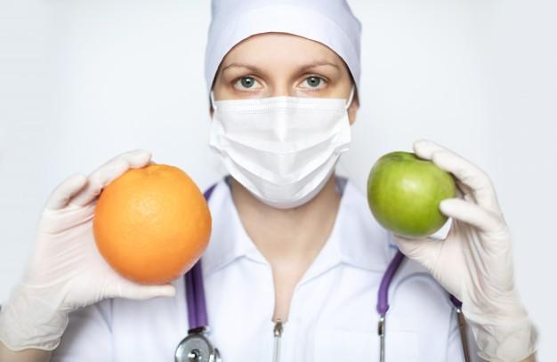Coronavirus: ruolo dell'alimentazione
