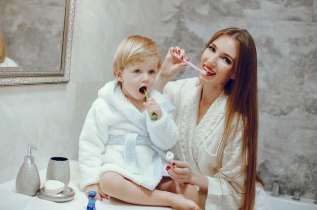 la carie nei denti da latte - dentista sesto san giovanni