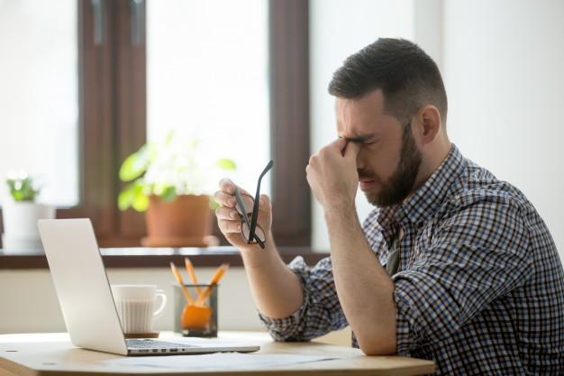 Malattie e disturbi degli occhi