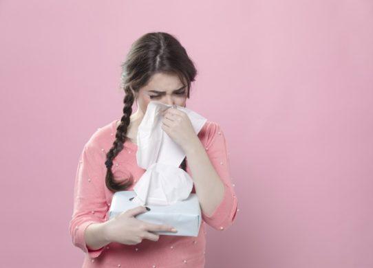 Malattie e disturbi del naso