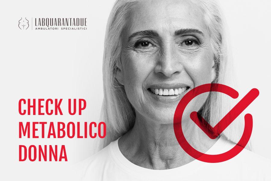 Menopausa: come affrontarla serenamente con il check up metabolico