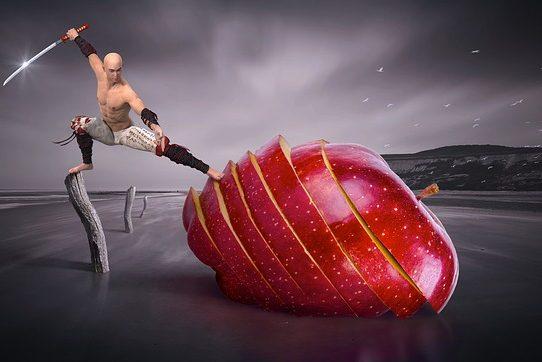 Nutrizione nello sport la dieta degli atleti di arti marziali
