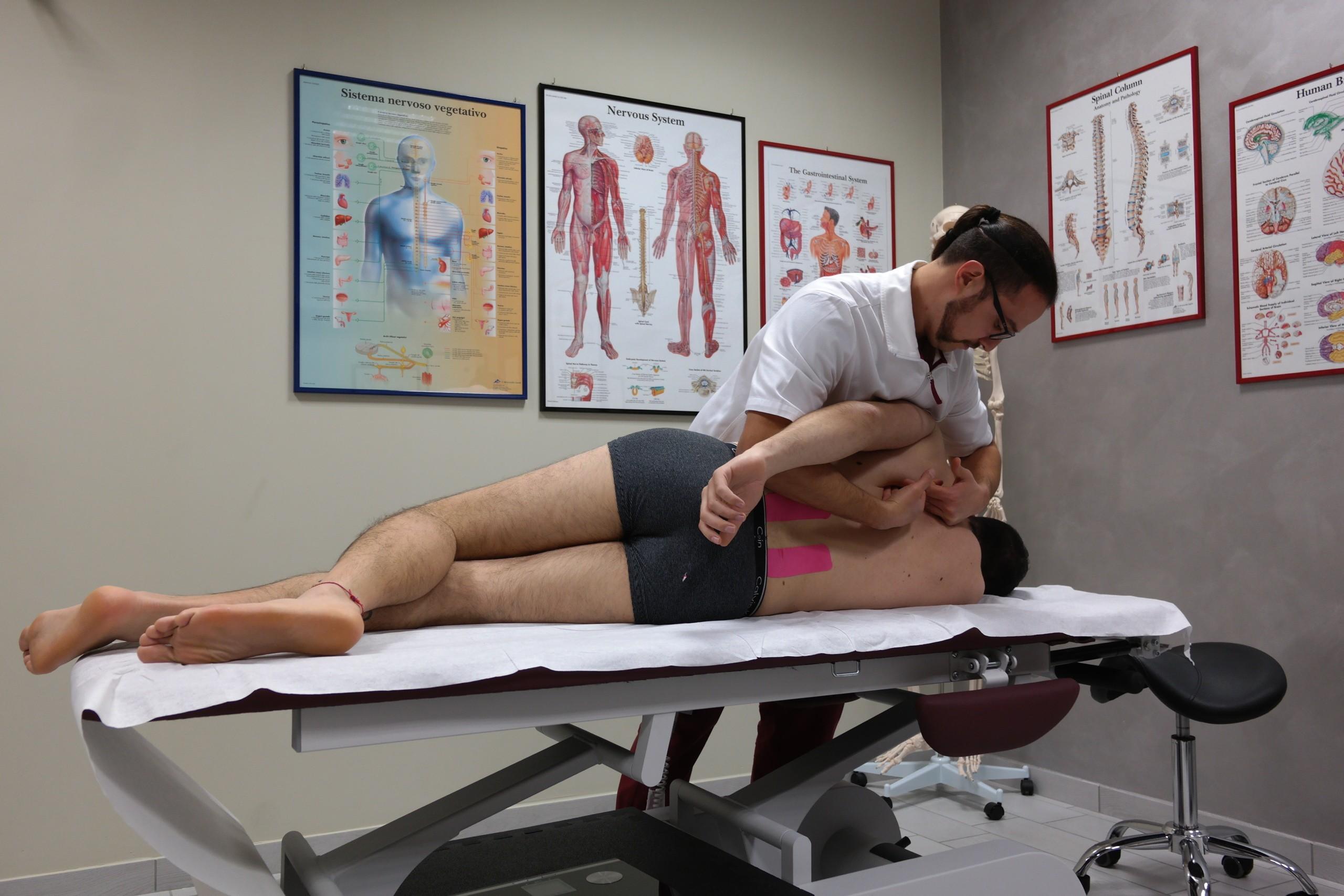 Osteopatia e sport: binomio vincente