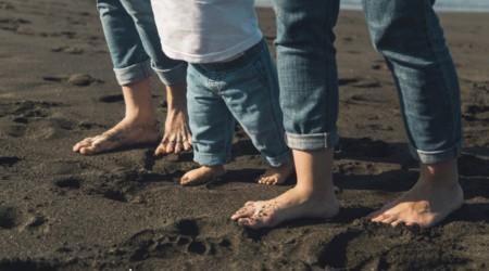 Piedi dei bambini scegliere la scarpa giusta