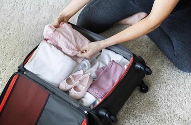 Prepararsi al parto: cosa mettere in valigia