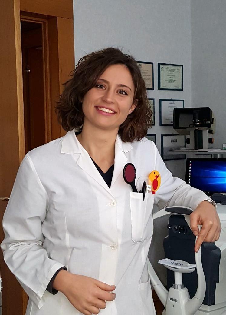 Sara Toma Ortottista a Milano