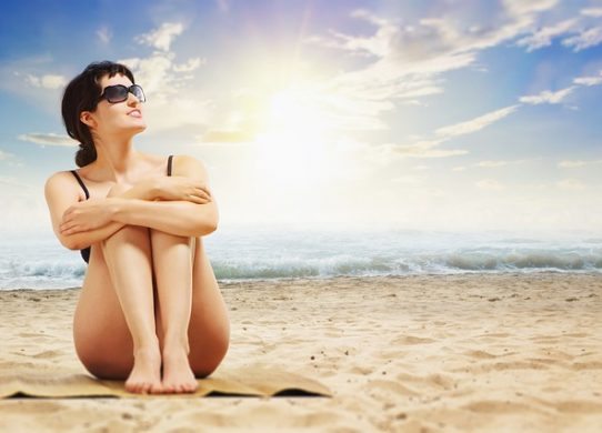 Sole e pelle attenzione sia al mare che in montagna