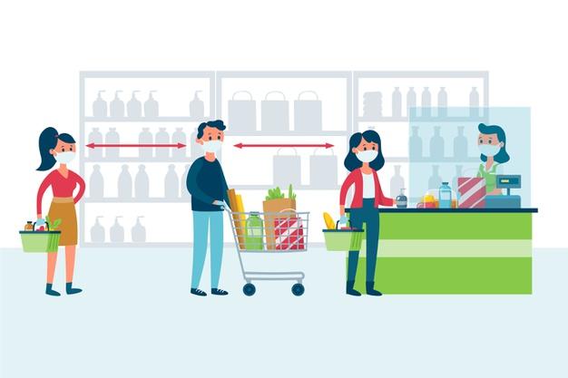 Spesa settimanale: come farla salutare e in economia