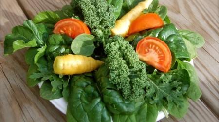 Spinaci: poche calorie, tante proprietà
