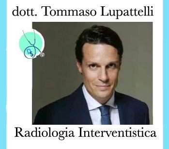 Dott. Tommaso Lupattelli radiologo interventista
