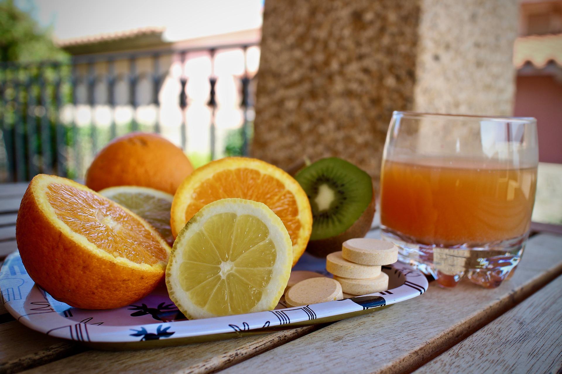 Vitamina C: essenziale per la salute fisica e mentale per 6 buoni motivi