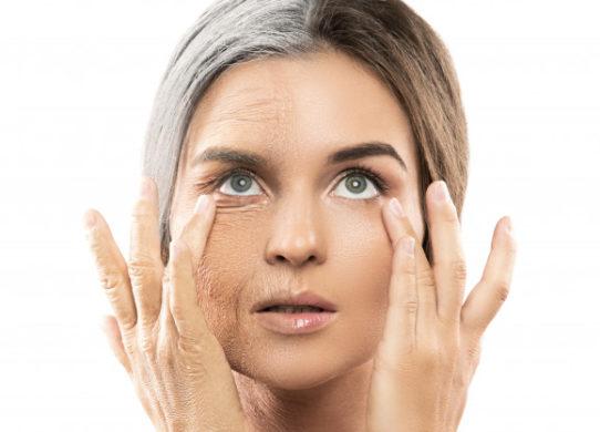 invecchiamento pelle ormoni