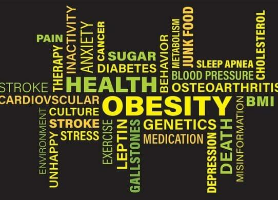 obesità sovrappeso rischi