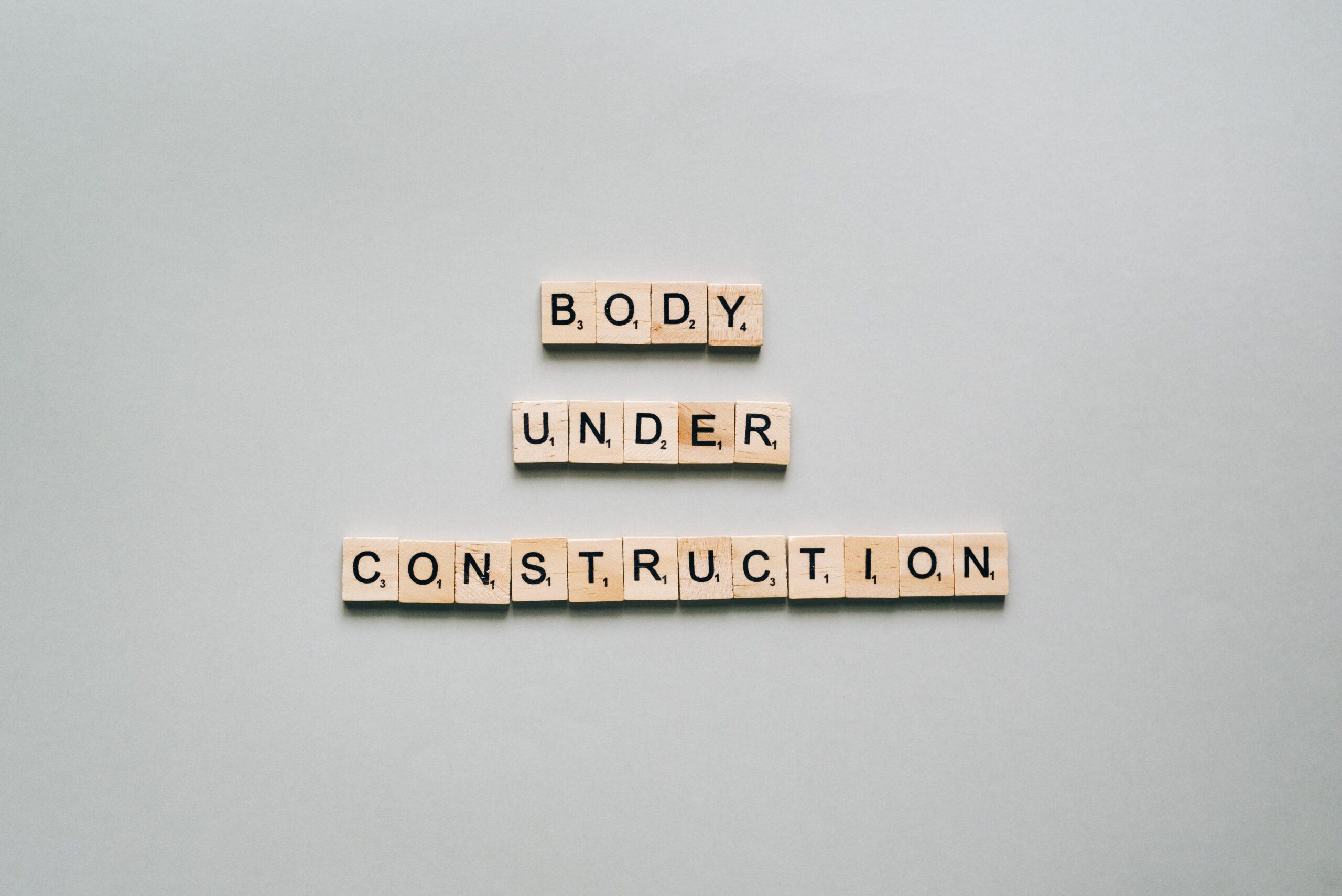 Ricomposizione corporea: le tre fasi per ottenerla