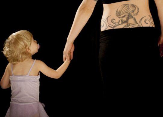 tatuaggio gravidanza